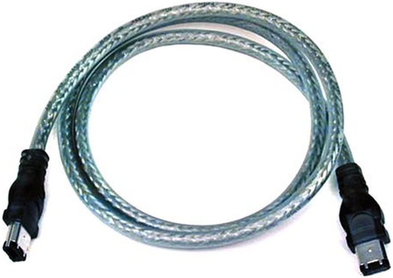 Premium DV cable 4//4 FireWire IEEE 1394 i Link 2m firewirekabel