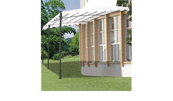 Papillon Pérgola adosada 3x4M: Amazon.es: Jardín