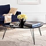 Cheap Safavieh FOX4215D Home Collection Wynton Retro Mid-Century Black Console Table