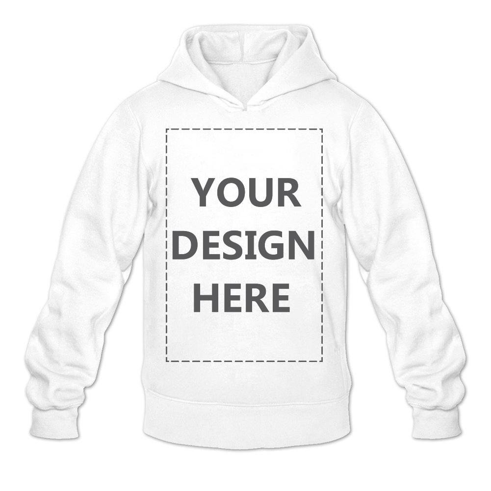 2fd4d876 Amazon.com: Men Custom Pullover Hoodie Design Your Own Hooded Sweatshirt  Customized Hoodies: Clothing