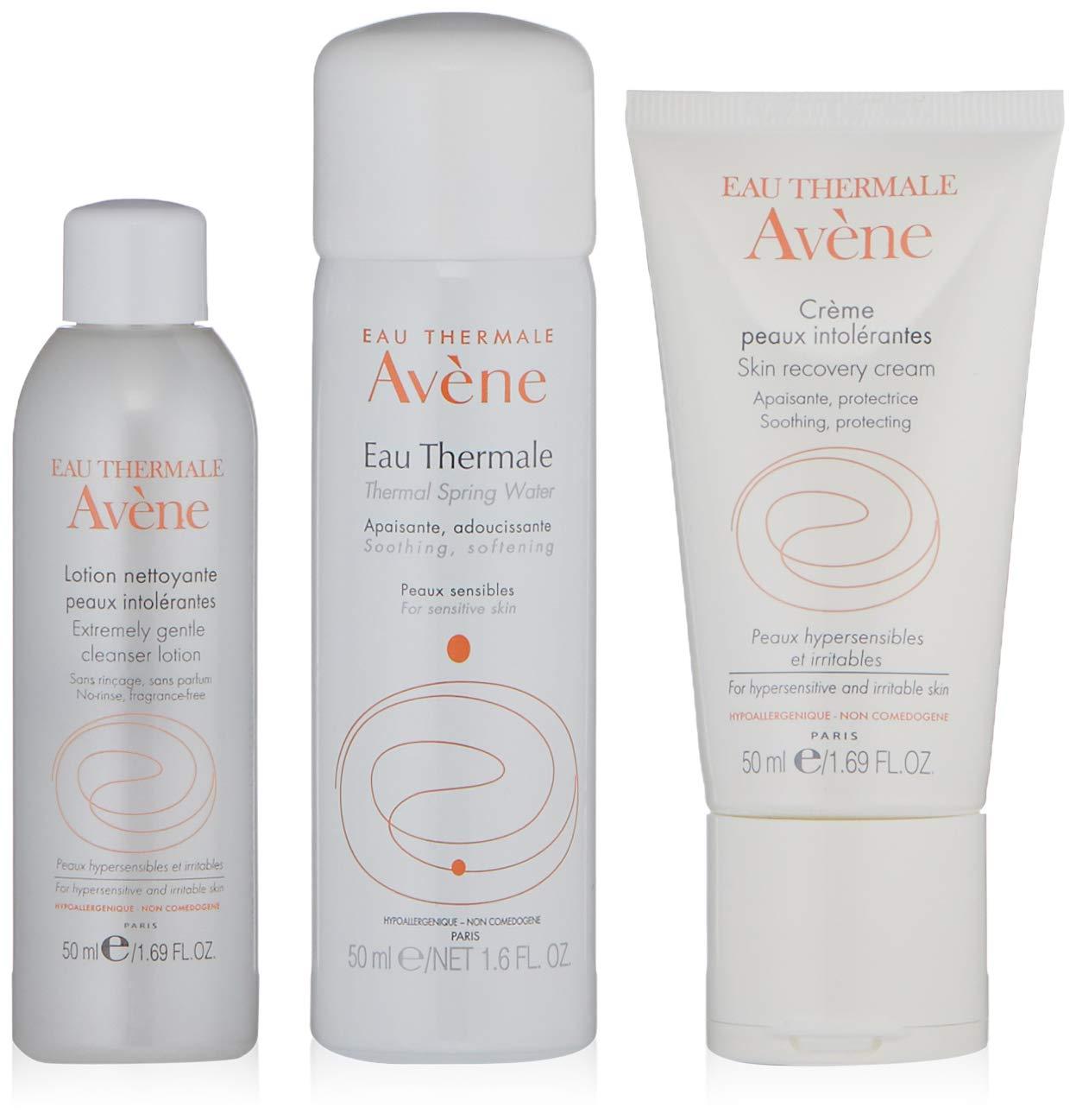 Eau Thermale Avene Hypersensitive Skin Regimen Kit for Sensitive and Irritated Skin by Eau Thermale Avène