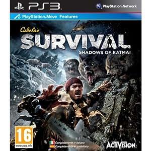 Cabela's Survival: Shadows of Katmai SAS (Move)