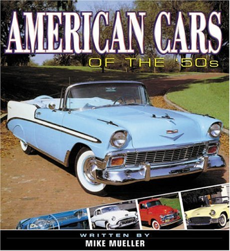 Download American Cars of the '50s-Bind-up pdf