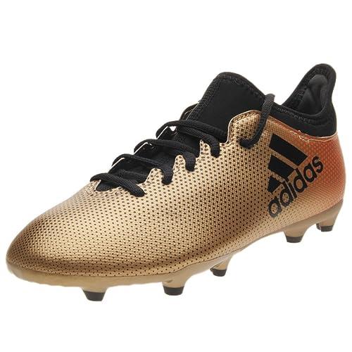 adidas X 17.3 FG J, Scarpe da Calcio Bambino