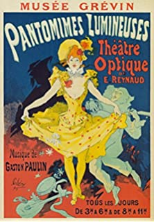 AP63 Vintage Opera Theatre Masqurade Cheret Advertisement Poster A1//A2//A3//A4