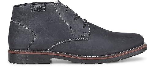 Rieker Herrenschuhe 35310 Herren Boots, Stiefel, Schnürstiefel