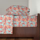Roostery Batik 4pc Sheet Set Tribal Vibe by Kociara King Sheet Set made with