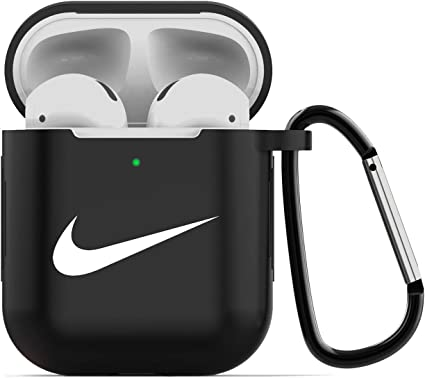 Amazon Com Tusztus Airpods Case Protective Silicone Cover And