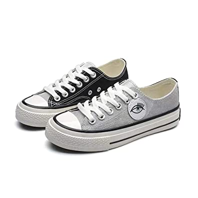Mens Casual Sneakers Lace Up Low Top Running PU Leather Shoes Trainer Board Shoe