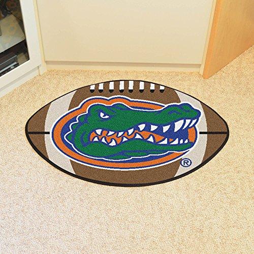 Fanmats Florida Gators Football-Shaped Mats
