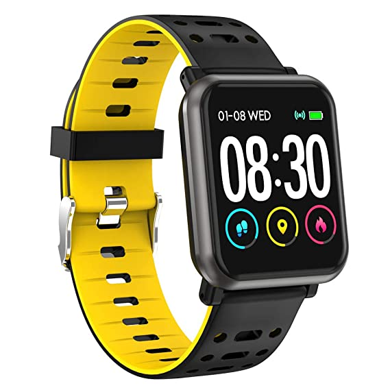 OPALLEY Nuevo P11 Smartwatch Reloj Digital GPS Running ...