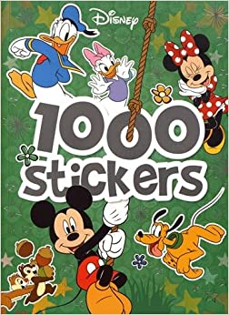 DISNEY - 1000 stickers