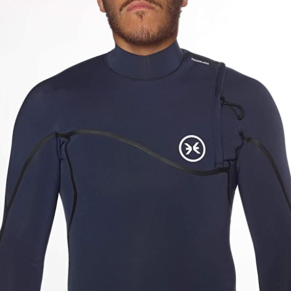 DEEPLY Traje DE Surf Hombre Performance 3/2 ZIPPERLESS: Amazon.es: Deportes y aire libre