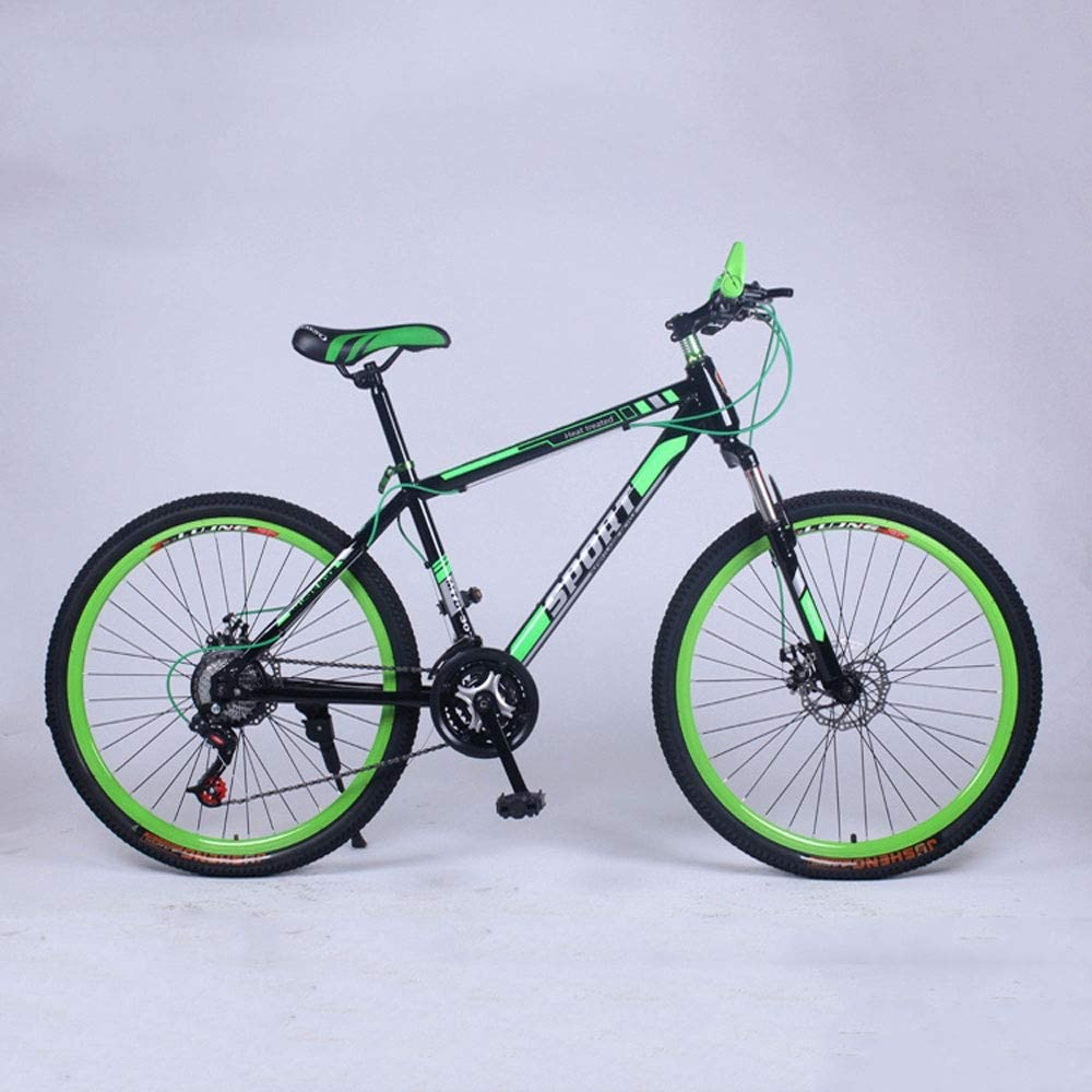 YXWJ Bicicletas de montaña, 24/26 Pulgadas Bicicletas de montaña ...
