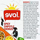 EVOL Morning Bowl, Spicy Chipotle Chorizo with