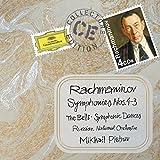 Sinfonien 1-3/Sinf. Tänze/Glocken/+