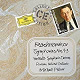 Rachmaninov: Symphonies Nos.1-3; The Bells; Symphonic Dances