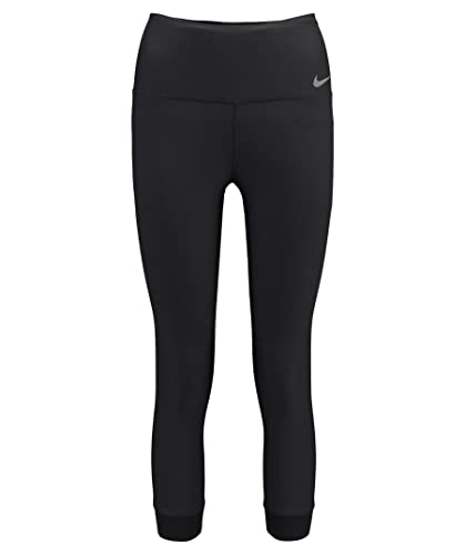 Amazon.com | NIKE Womens Fitness Running Yoga Pants Black S ...