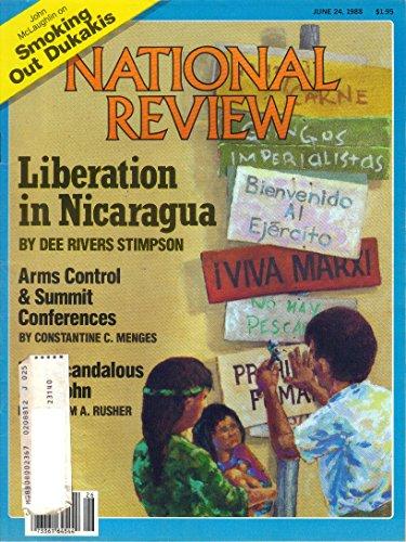 National Review Magazine, Vol. XL, No. 12 (June 24, 1988)