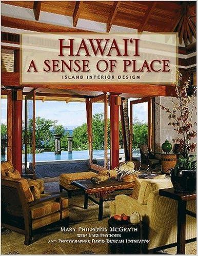 Amazoncom Hawaii A Sense Of Place Island Interior Design