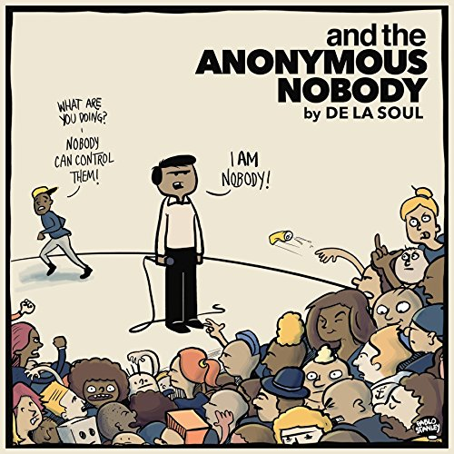 De La Soul - and The Anonymous Nobody - CD - FLAC - 2016 - FATHEAD Download