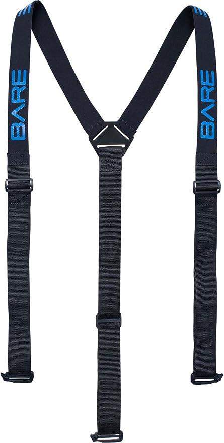 abc70de67 Amazon.com   Bare 4-Point Suspenders   Sports   Outdoors