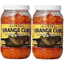 Fluker's Orange Cube Complete Cricket Diet (12 ounce (2 Pack))