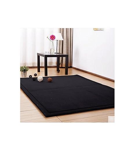 In stile giapponese, tatami solido corallo velluto tappeto camera da ...