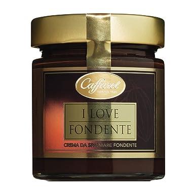 Caffarel - Crema de Chocolate Negro y Avellanas Gianduia 210gr