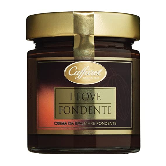 Caffarel - Crema de Chocolate Negro y Avellanas Gianduia 210gr