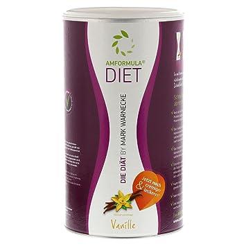 Am Formula Diet Vanille Pulver 490 G Amazon De Drogerie