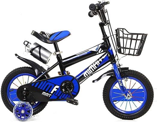 YUMEIGE Bicicletas 12 14 16 18 Pulgadas Bicicleta Infantil ...