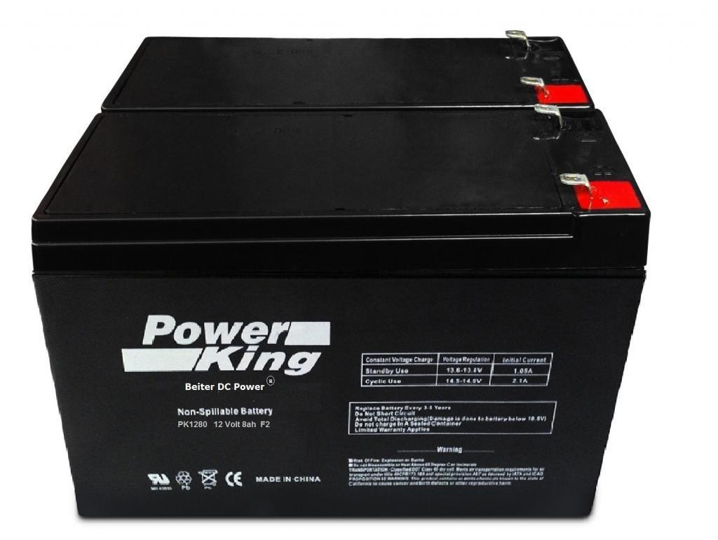 APC Back-UPS XS 1200 Battery Kit of 2 Beiter DC Power®