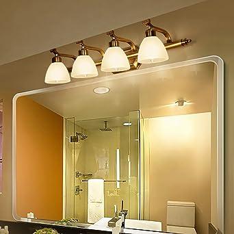 Popa Bad Beleuchtung Spiegel Vorderes Licht Einfaches Kreatives