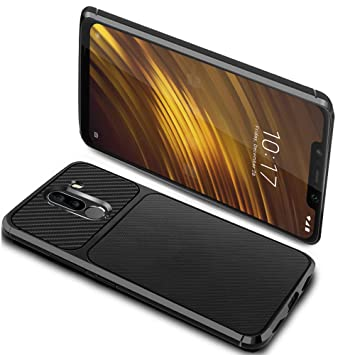 XvDsu Funda Xiaomi Pocophone F1, Duradera Carcasa Resistente ...