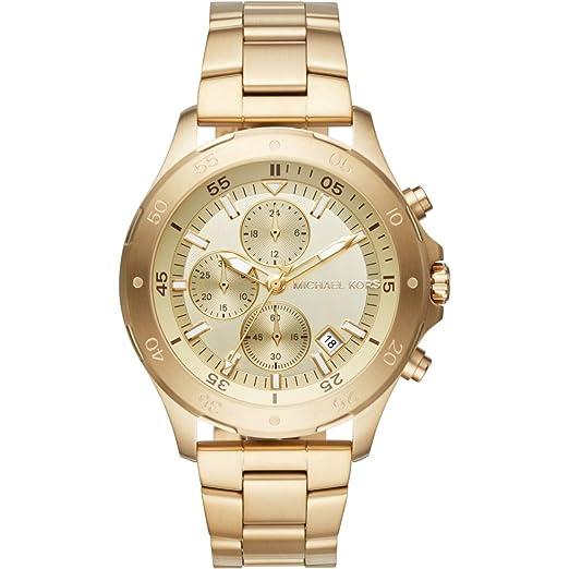 Reloj Cronógrafo para Hombre Michael Kors Walsh MK8570: Amazon.es: Relojes