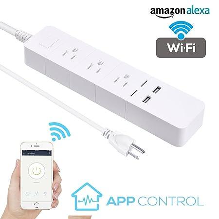 Review WiFi Smart Power Strip