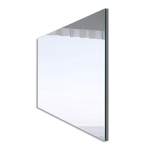 Specchi Senza Cornice Prezzi.Design Senza Cornice Specchio Da Parete Hpf Forma Rettangolare In