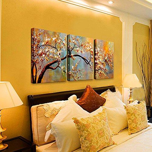 Amazon Com Artland Artwork Walls Floral Canvas Wall Art
