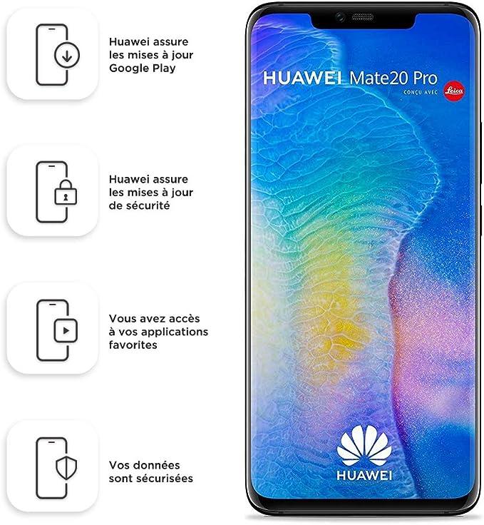Smartphone Dual SIM Huawei Mate20 Pro de 128 GB / 6 GB: Huawei: Amazon.es: Electrónica