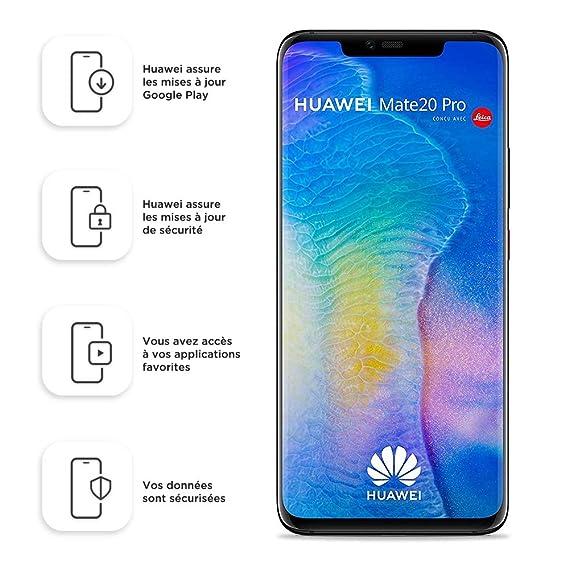 481a5a571 Amazon.com: Huawei Mate 20 Pro (GSM Only, No CDMA) Unlocked 6GB RAM ...