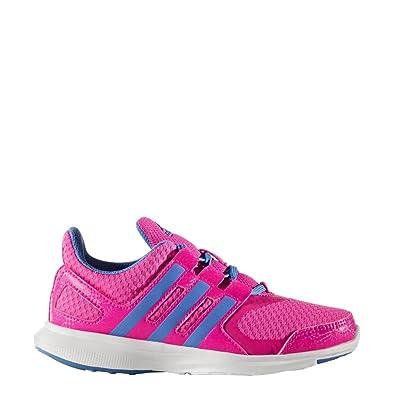 save off 6b55a 6ceab Adidas Hyperfast 2.0 K Scarpe da Corsa Unisex, da Bambini, Pink, 12c  Amazon.it Sport e tempo libero