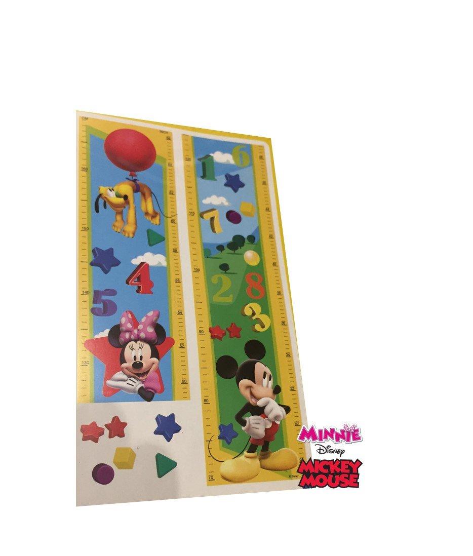 Disney Minnie y Mickey Mouse de 3 d para tatuajes de pared, vara ...