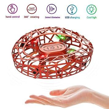 MARSMO Flying Toys Drones Regalo del Día del Niño Mini Drones para ...