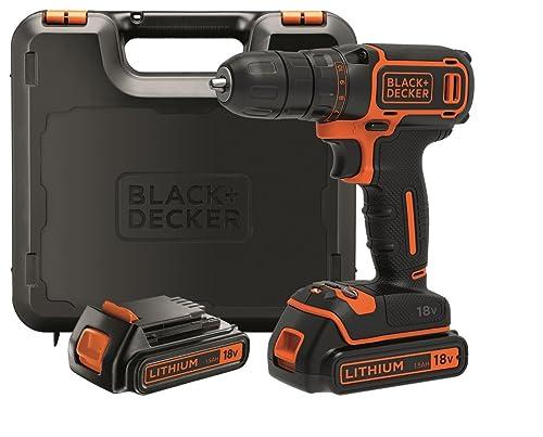 Black & Decker BDCDC18KB  : un modèle qui fait le job sans convaincre