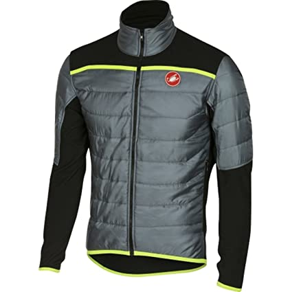 Amazon.com   Castelli Cross Prerace Jacket - Men s   Sports   Outdoors d94438366