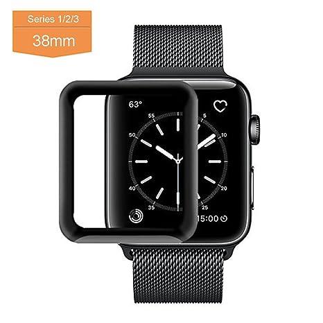 Joasung - Protector de pantalla para Apple Watch (38 mm ...