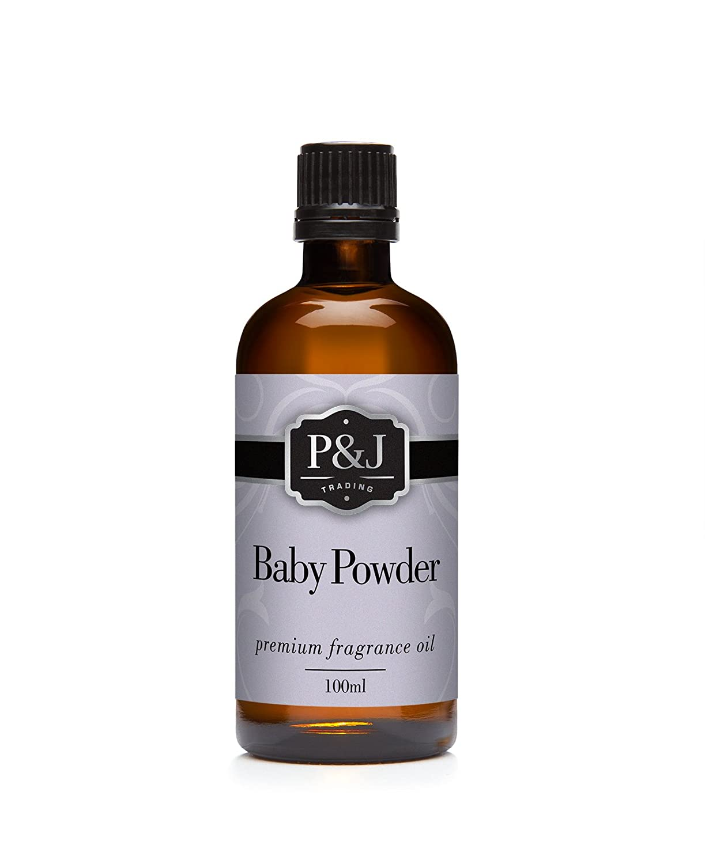 Baby Powder Fragrance Oil - Premium Grade Scented Oil - 100ml