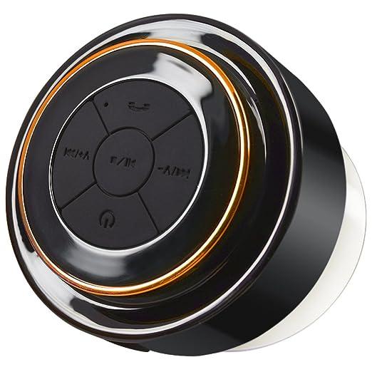 27 opinioni per Bluetooth Speaker Doccia, DLAND impermeabile altoparlante stereo antiurto