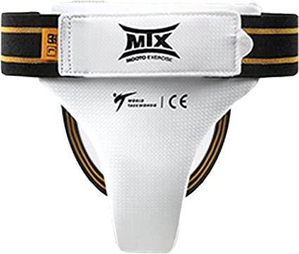 Adidas Male Safety Groin Guard Protector Cup TKD Karate Taekwondo MMA Boxing UFC